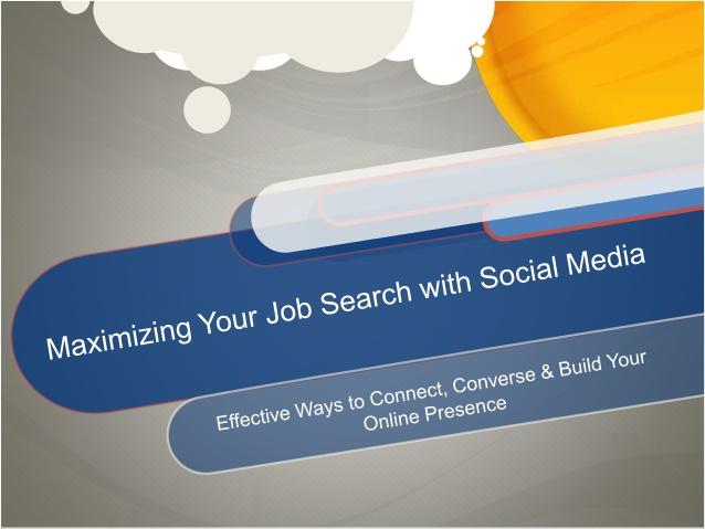 jobs with social media